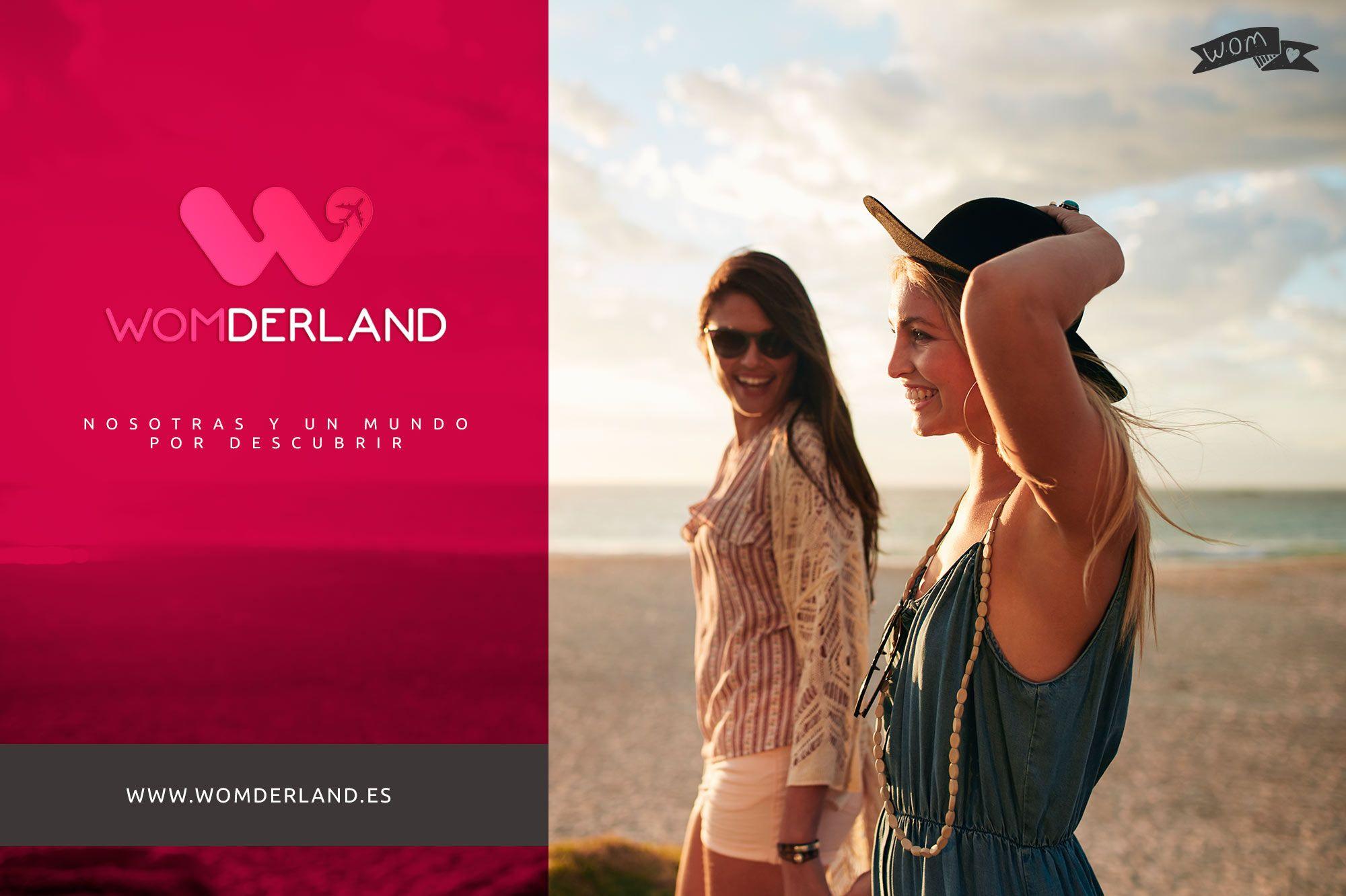 Fotografia Viajes para mujeres   Womderland