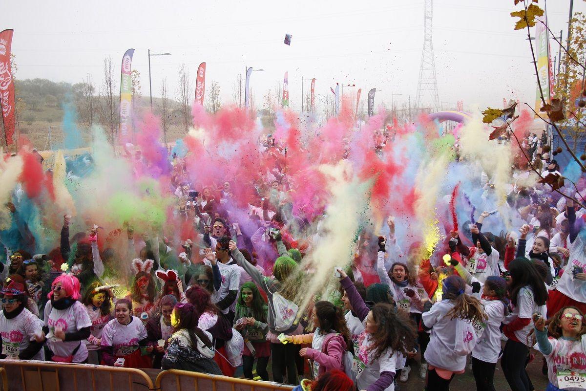 La Holi Life cierra la temporada en Boadilla del Monte con la New Year Edition el 31 de diciembre