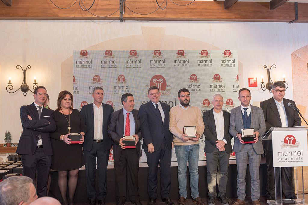 Fotografia 40 Aniversario Mármol Alicante