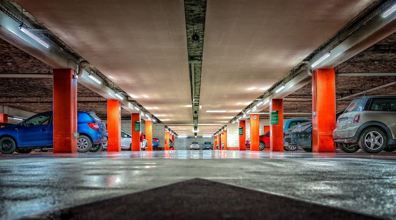 Fotografia Parkfy, app para alquilar plaza de garaje
