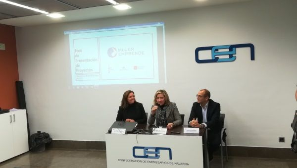 Amedna celebra un foro femenino de emprendedoras en Pamplona