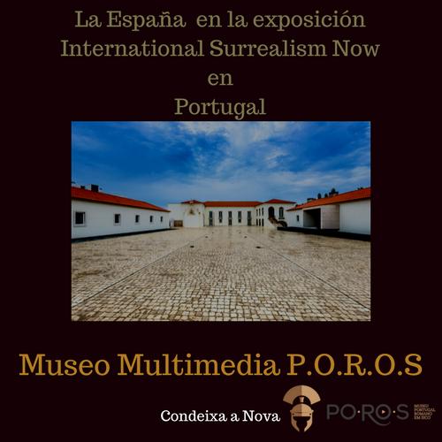Fotografia La España en la exposición International Surrealism Now