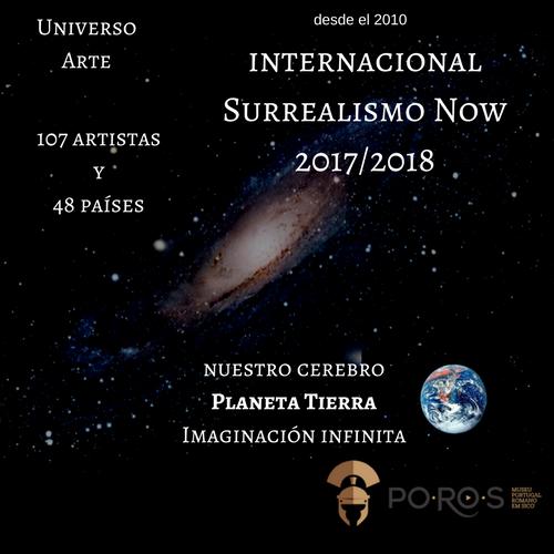 Fotografia INTERNACIONAL SURREALISMO NOW