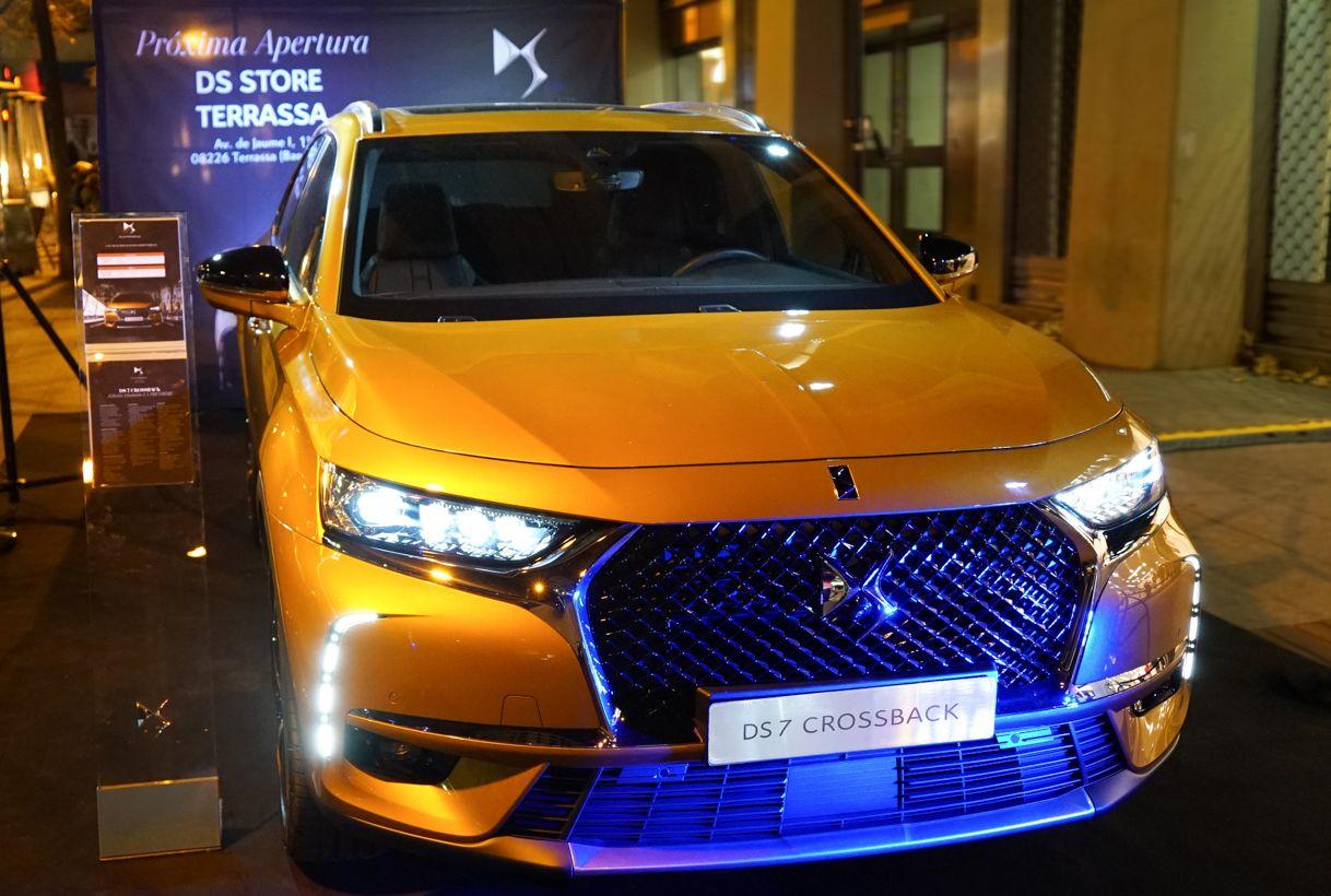 Terrauto presenta en exclusiva el nuevo coche DS7 CROSSBACK en su evento DS7 CONNECTED EXPERIENCES