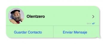 Chatbot Olentzero