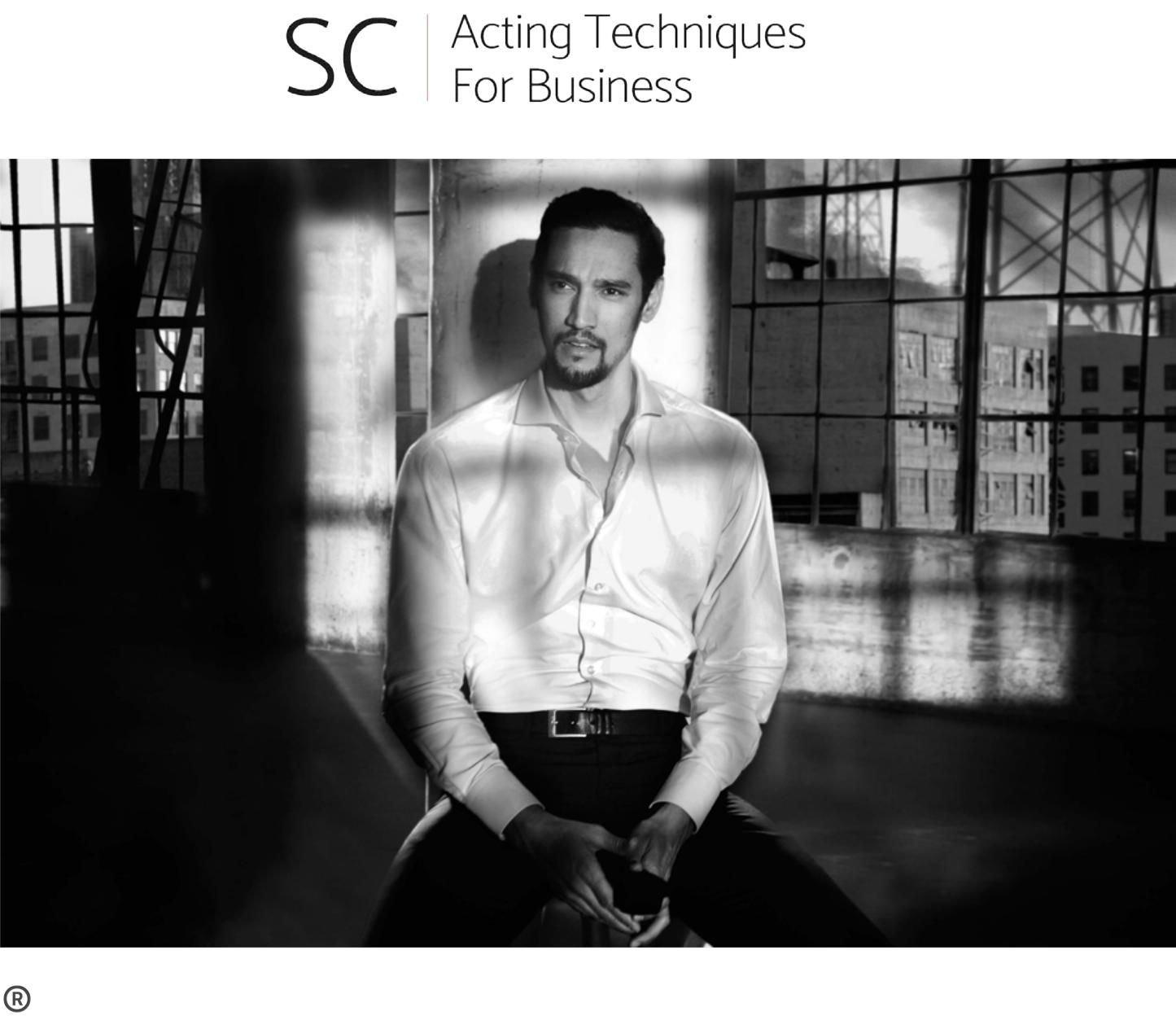 Acting Techniques For Business