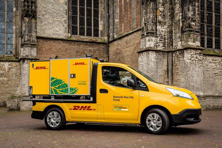 Deutsche Post DHL alcanza en 2017 la cifra de 5.000 StreetScooters en servicio