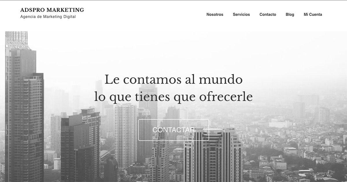 La agencia de marketing digital AdsPro Marketing irrumpe con fuerza en el panorama nacional