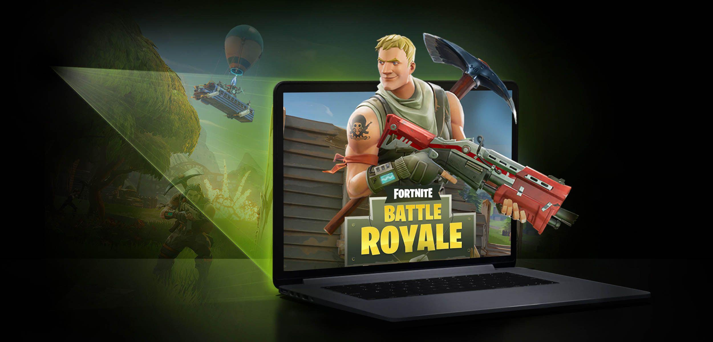 GeForce NOW acerca la grandeza de los videojuegos a los ordenadores de gama baja