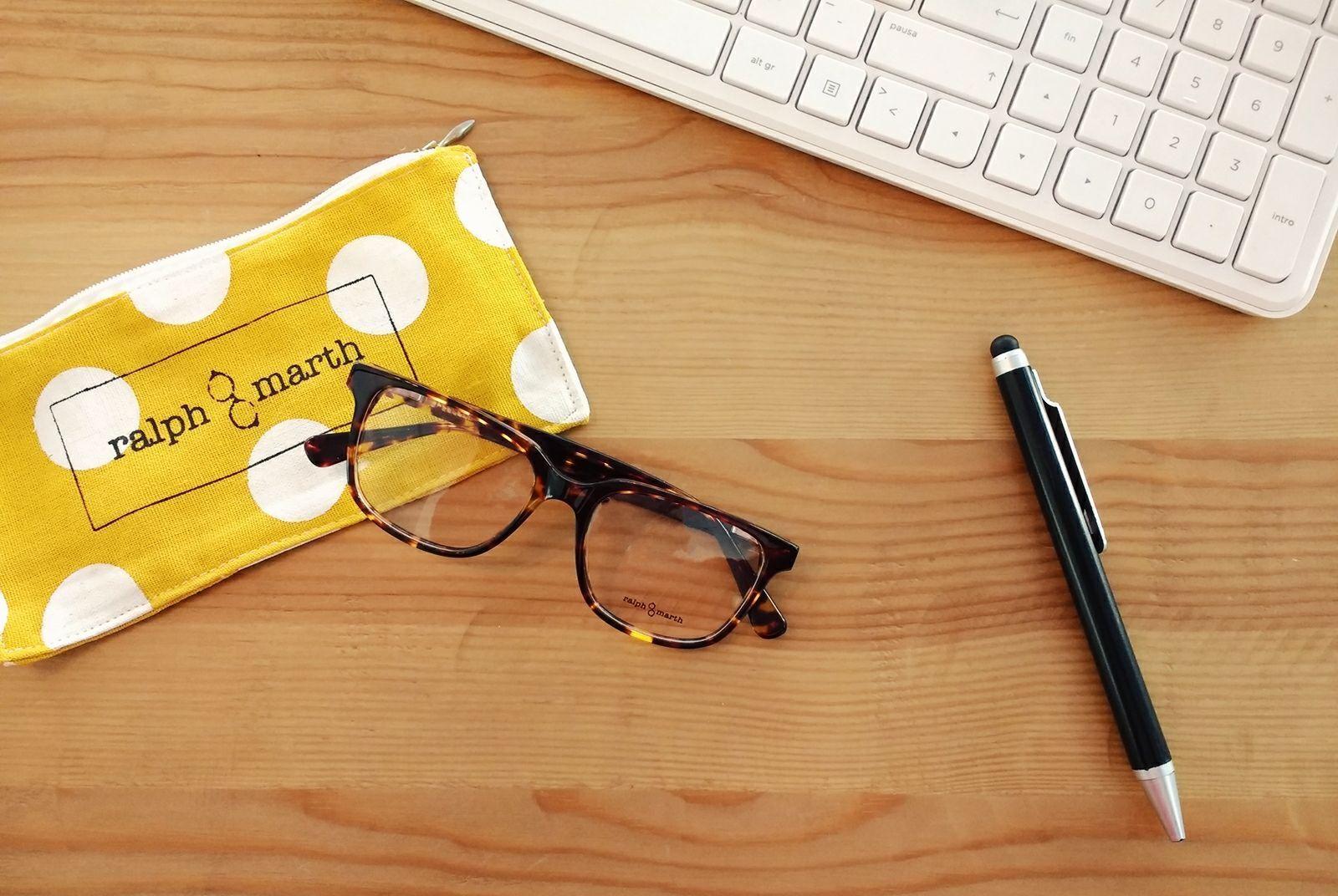 Gafas graduadas online, RALPH & MARTH lo ha conseguido