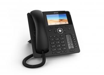 El teléfono IP Snom D785