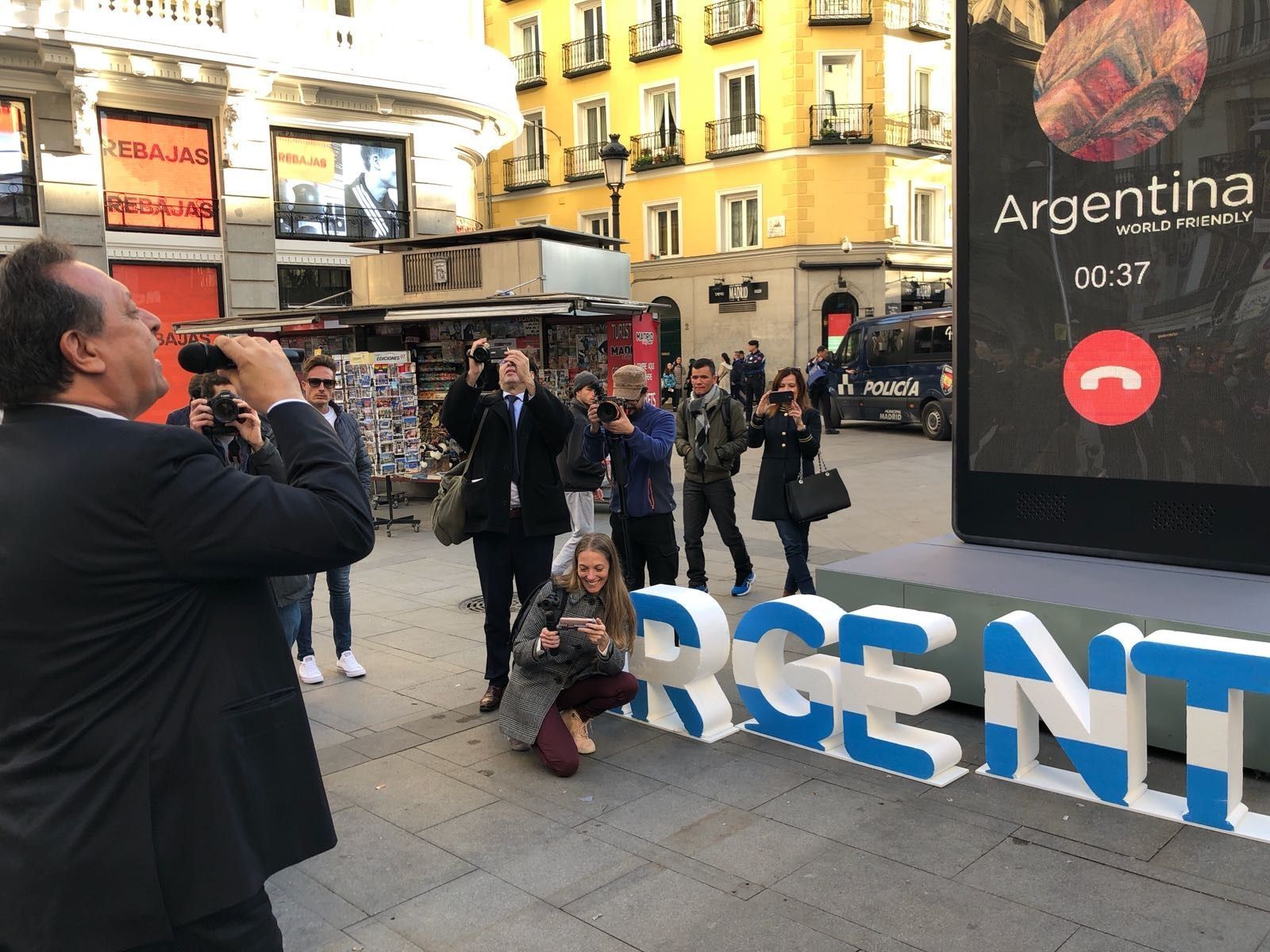 Fotografia Fitur Argentina