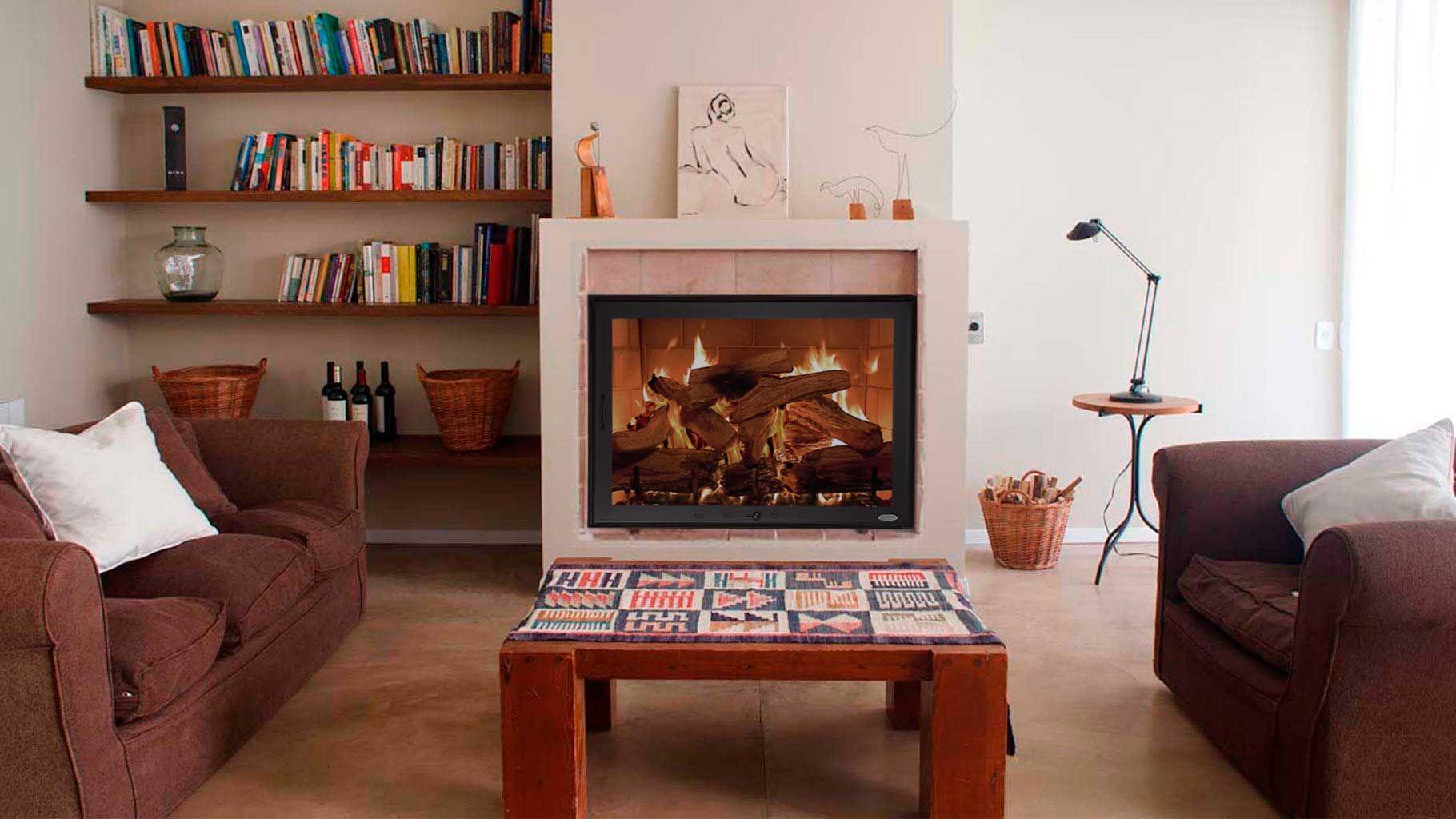 Nueva tienda online de puertas y cristales para chimeneas por Hot Fire Door