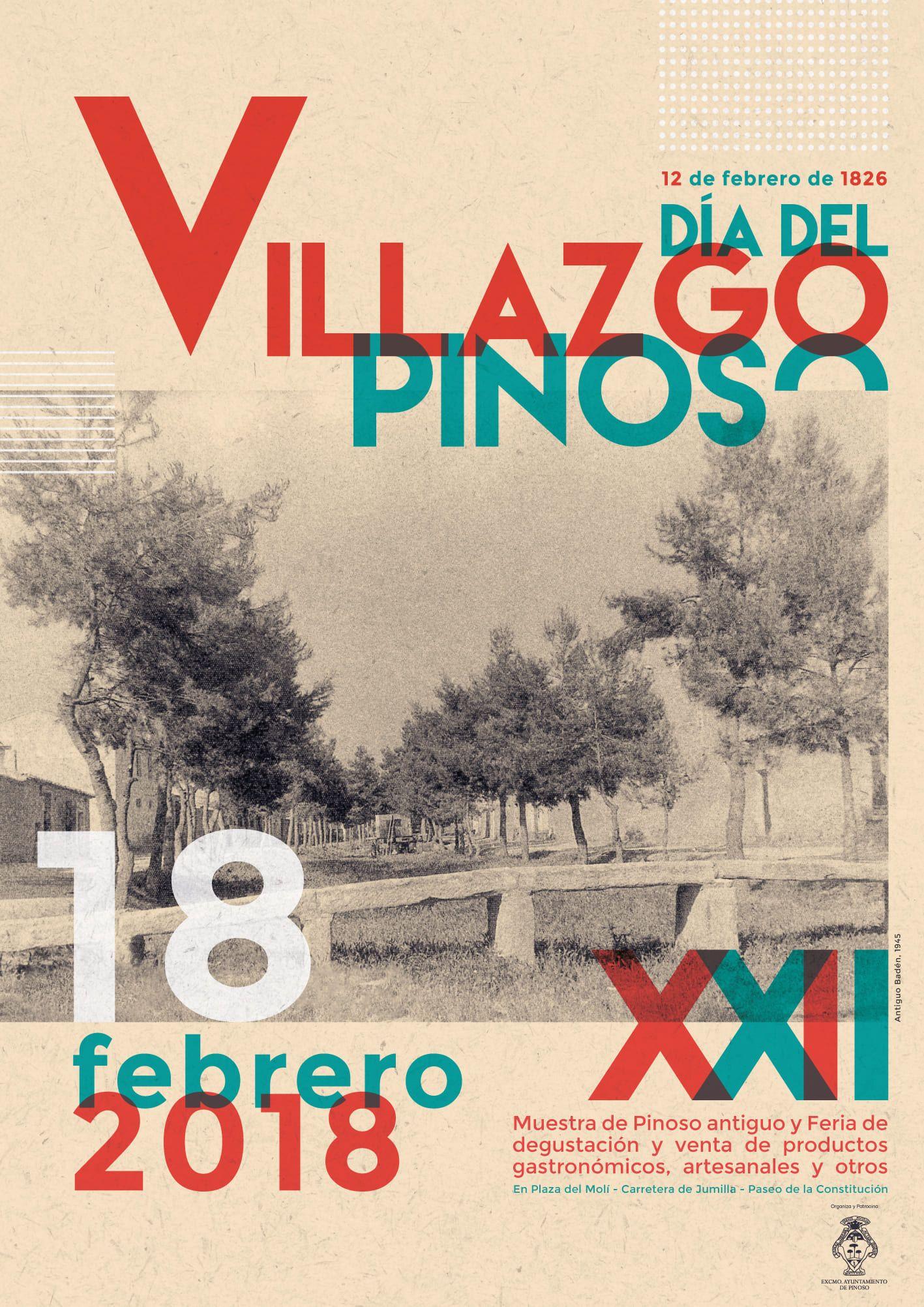 Fotografia Día del Villazgo de Pinoso