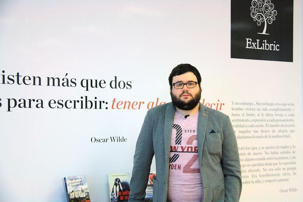 Editorial ExLibric pone en marcha una escuela internacional de escritores