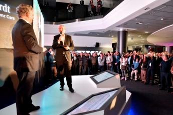 La alta dirección de Daimler apoya a Mercedes-Benz Madrid