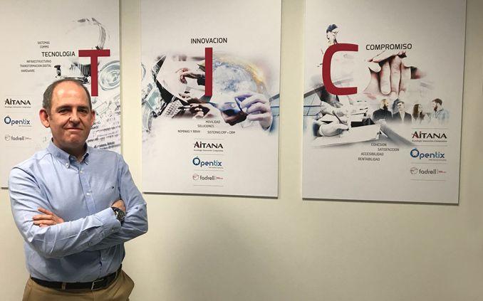 Grupo Aitana incorpora a Ignacio Sestafe como responsable de alianzas y nuevo negocio