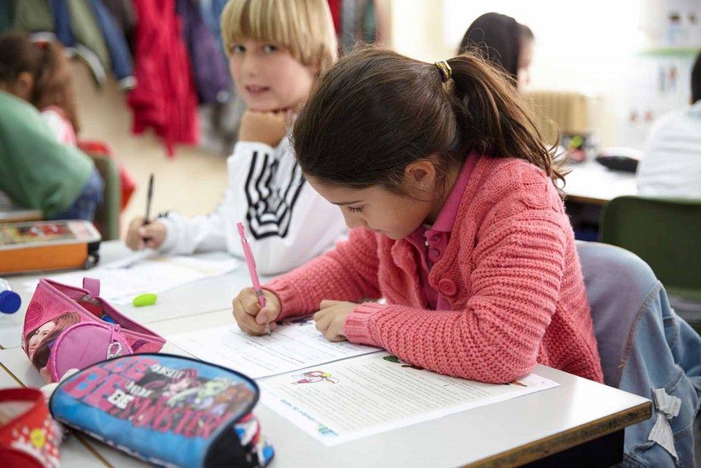 Fotografia El colegio Khalil Gibran: trece años defendiendo que las