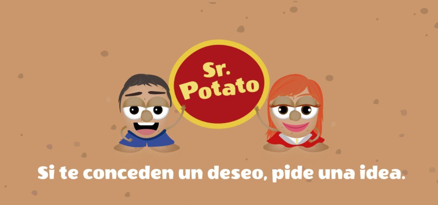 La agencia de marketing digital Sr. Potato ha sido seleccionada para participar en los Shortly Awards 2018