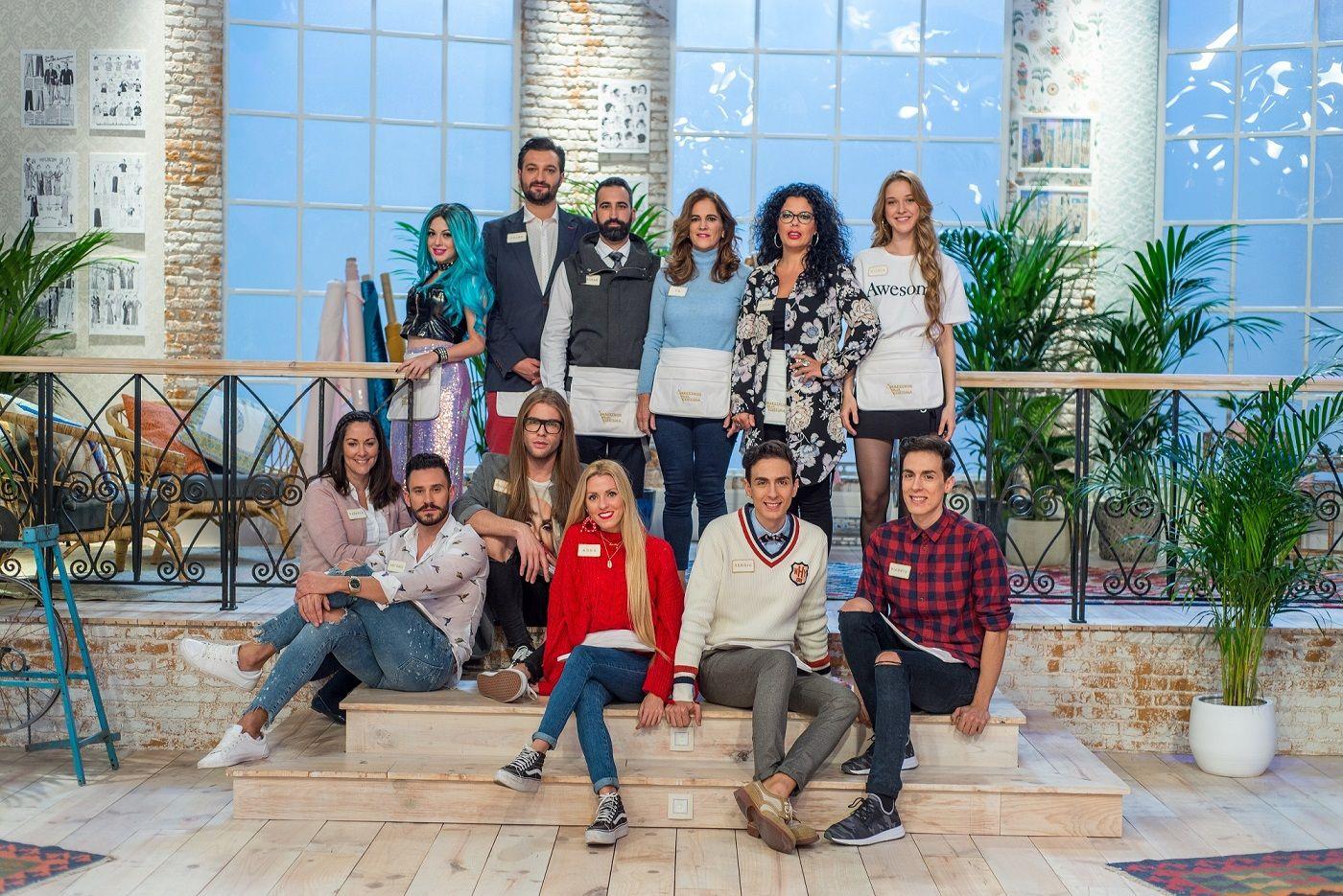 La Escuela de Moda de IED Madrid se asocia con el nuevo talent show de TVE ?Maestros de la Costura?