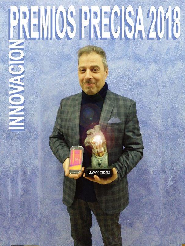 Fotografia Premio Innovacion 2018
