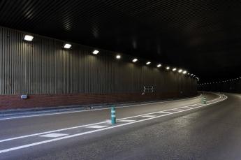 Iluminación Inteligente para túneles