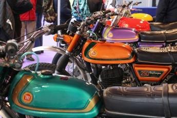 Motos Clásicas años 60-70