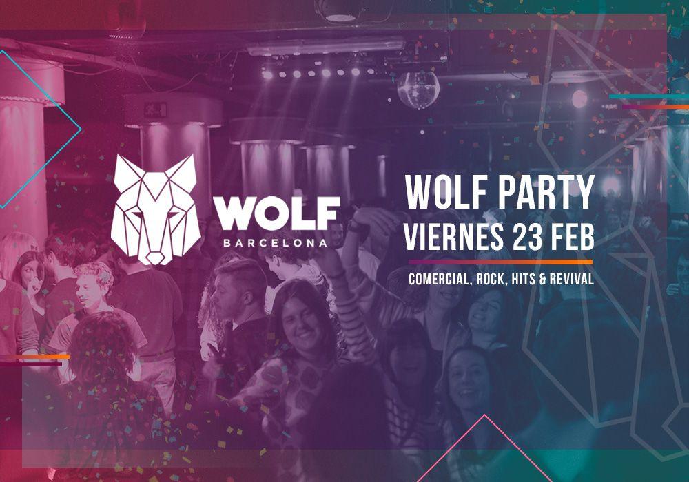 Fotografia Inauguración discoteca WOLF Barcelona
