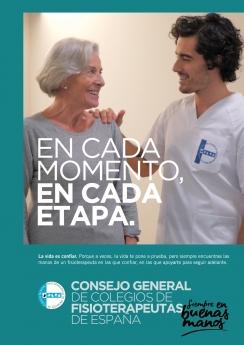 """Campaña """"Siempre en buenas manos"""" del CGCFE"""