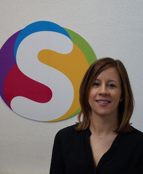 Fotografia Rosa González nueva Sales Manager en Soloimprenta.es