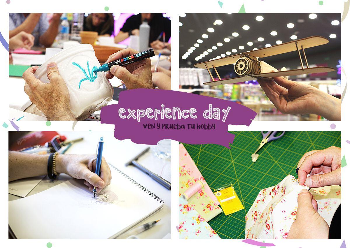 Milbby organiza el primer Experience Day para amantes de las manualidades