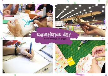EXPERIENCE DAY EN MILBBY