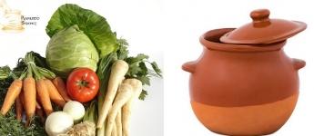 Raimundo Sánchez invita a cocinar recetas de puchero con verduras de