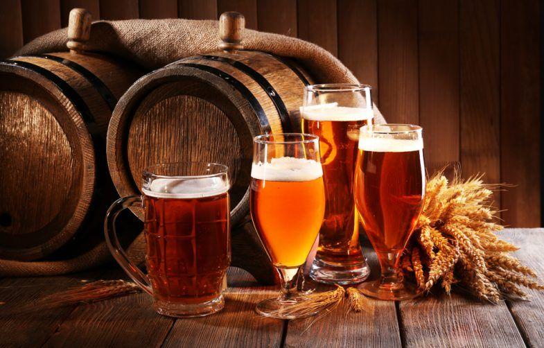 Fotografia Fabricación de cerveza artesanal