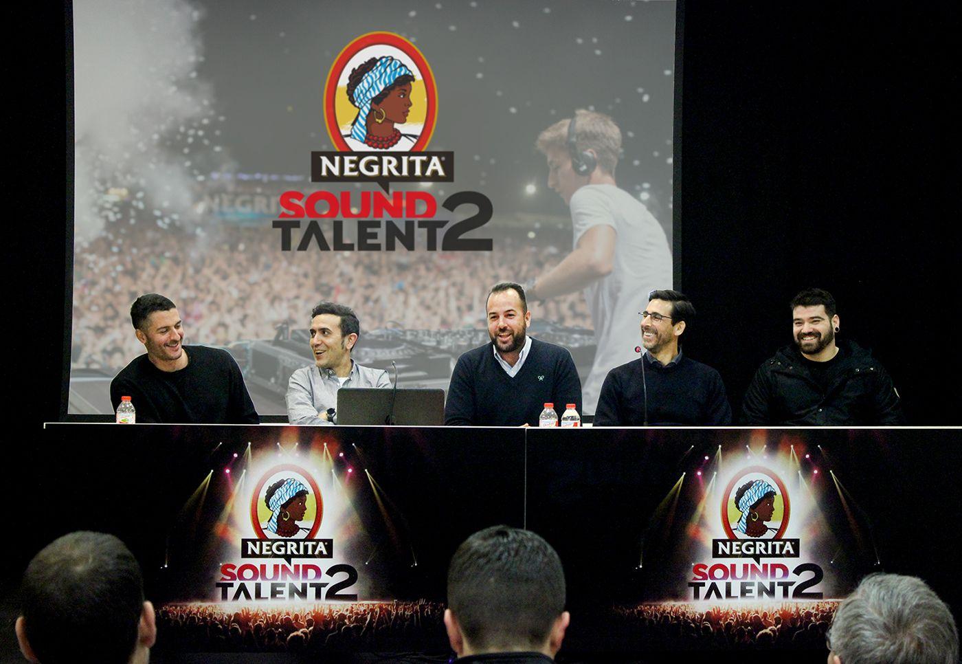 Fotografia Presentación del Negrita Sound Talent 2