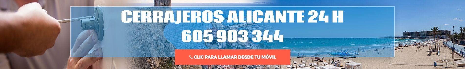 Cerrajeros Alicante Ac, empresa del Sr. Ariel Crespo, se expande a todas las poblaciones de Alicante