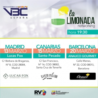 Eventos Marzo VBC España
