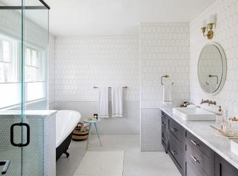 Tendencias de decoración de baños que han triunfado en todas partes