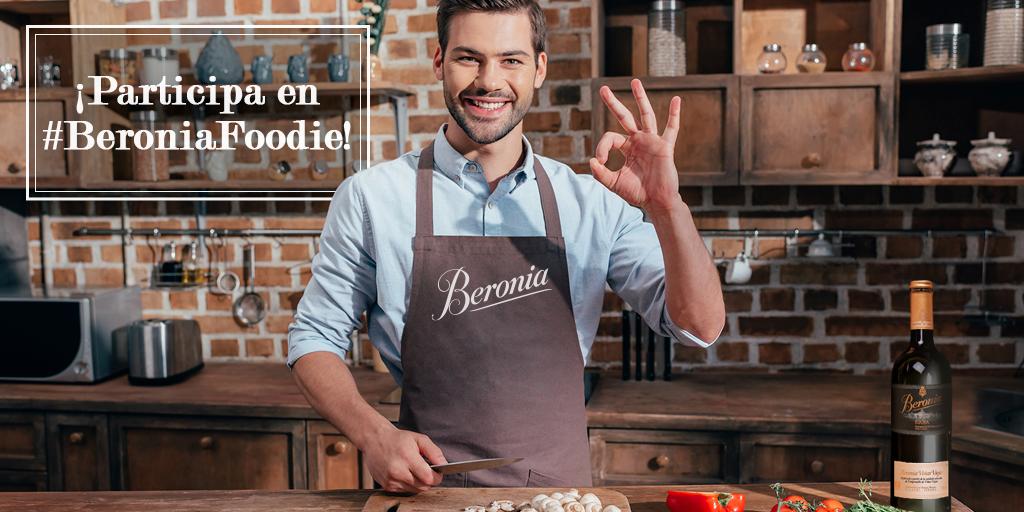 La Agencia de Marketing Sr.Potato crea #BeroniaFoodie, la app que pone a prueba los conocimientos de cocina