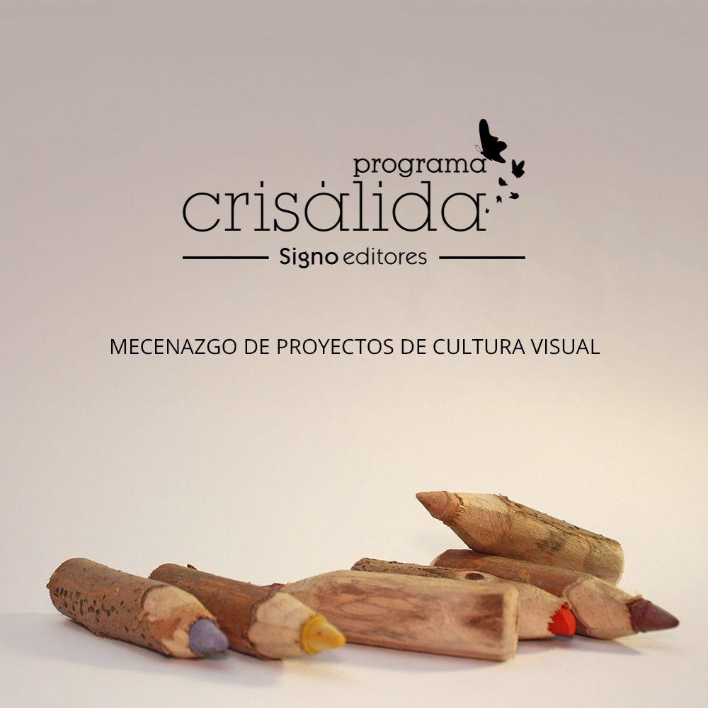Fotografia Programa Crisálida de Signo editores