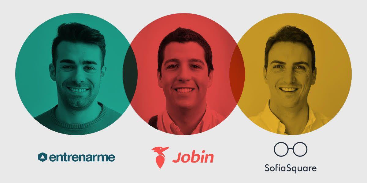 Jobin cierra acuerdos con SofiaSquare y Entrenarme para ampliar servicios dentro de su plataforma