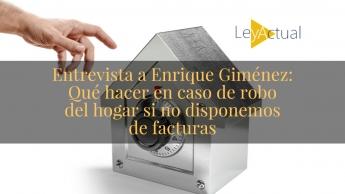 Entrevista a Enrique Giménez