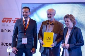 Inauguración Global Robot Expo