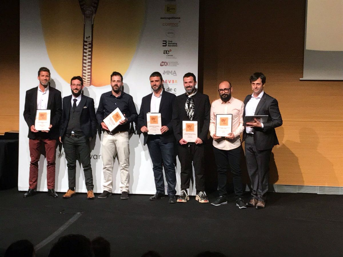 El Cuartel gana un Best Awards 2018 por su packaging para la marca internacional Native