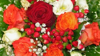 Fotografía bouquet flores flormoments