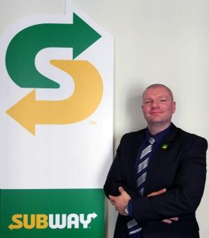 Kevin Dickinson es el nuevo Agente de Desarrollo de negocio de Subway