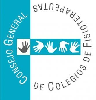 Logo Consejo General de Colegios de Fisioterapeutas de España