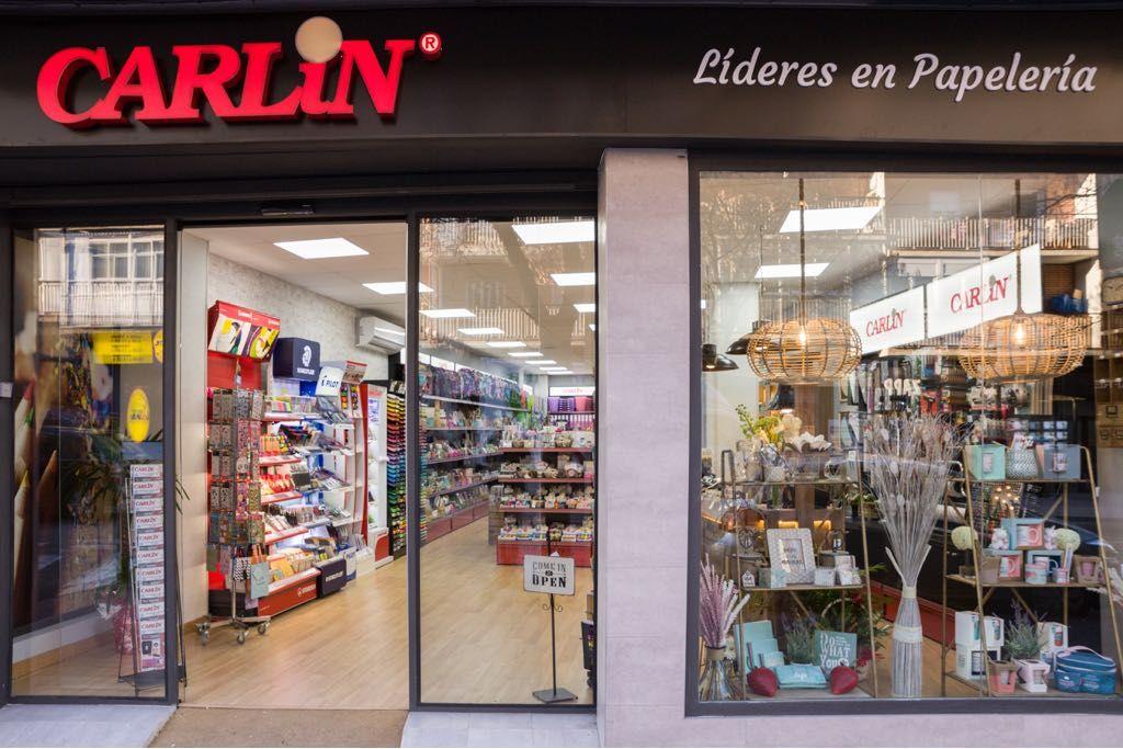 Carlin inaugura una tienda en Madrid, en el distrito de Vista Alegre