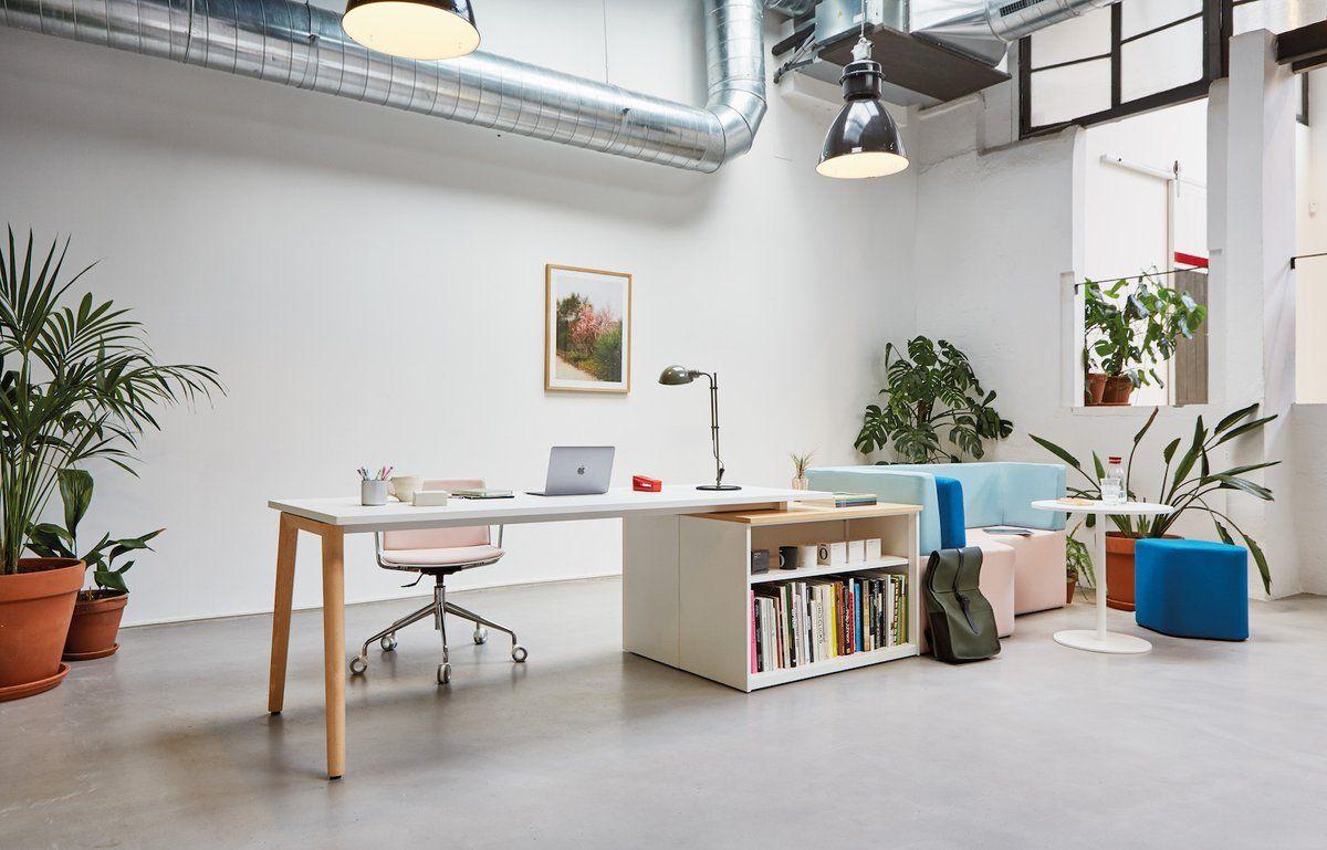 Ofita presenta un estudio sobre la influencia del color en la oficina