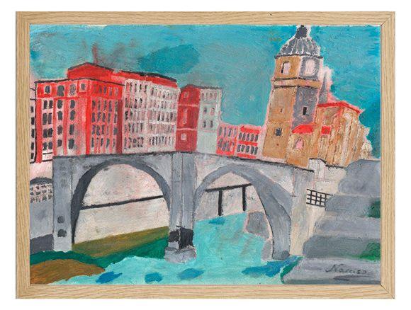 ATECE Bizkaia vende online pinturas solidarias